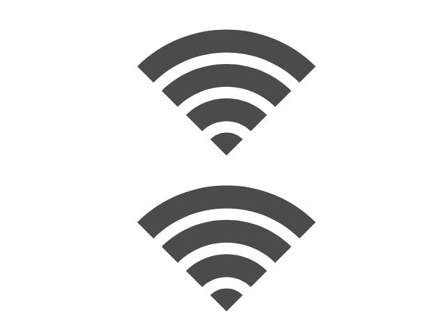 iPhoneのデザリング機能でPCとネット接続させるやり方